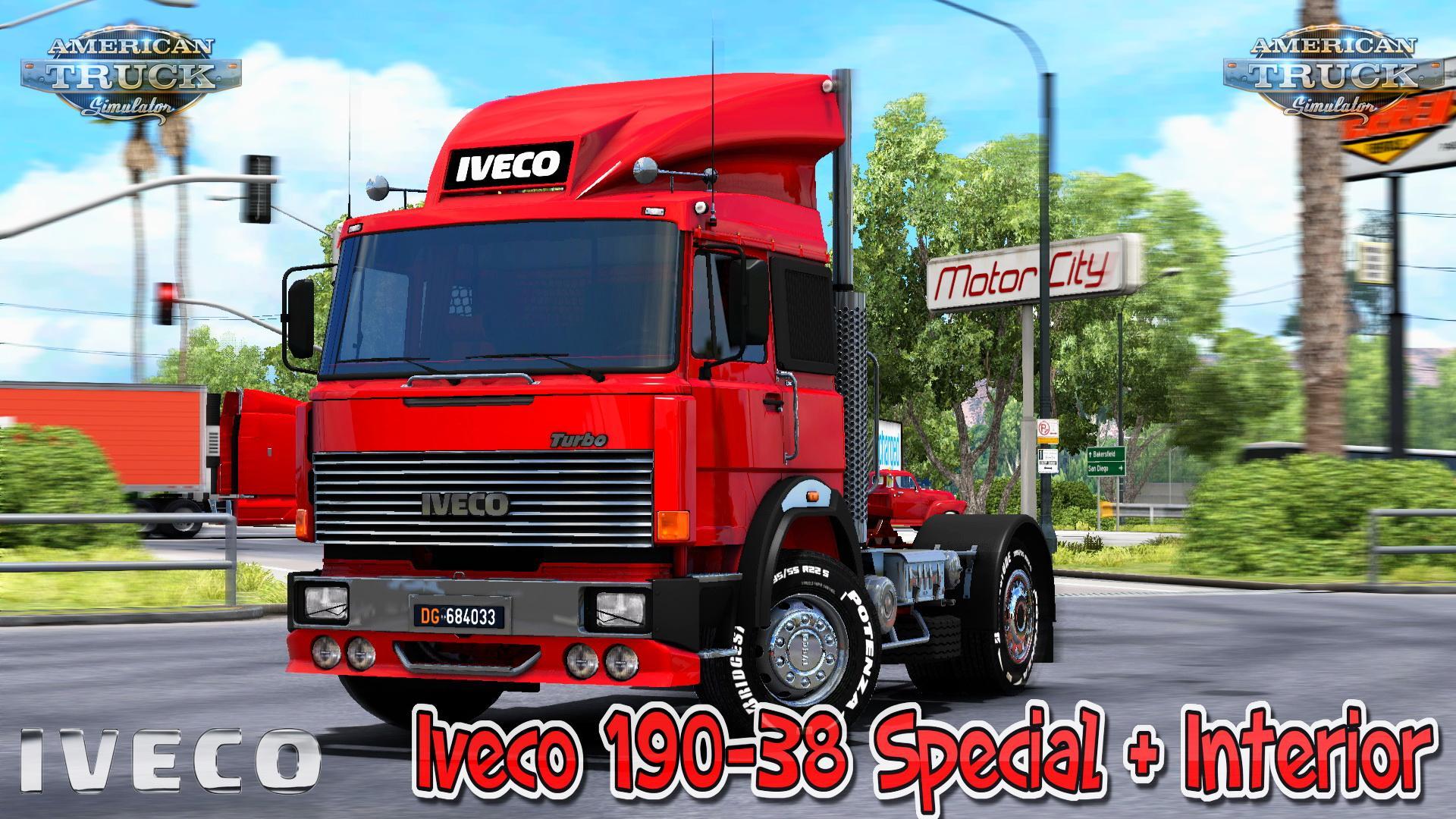 Iveco 190.38 Special + fix 1.31.x