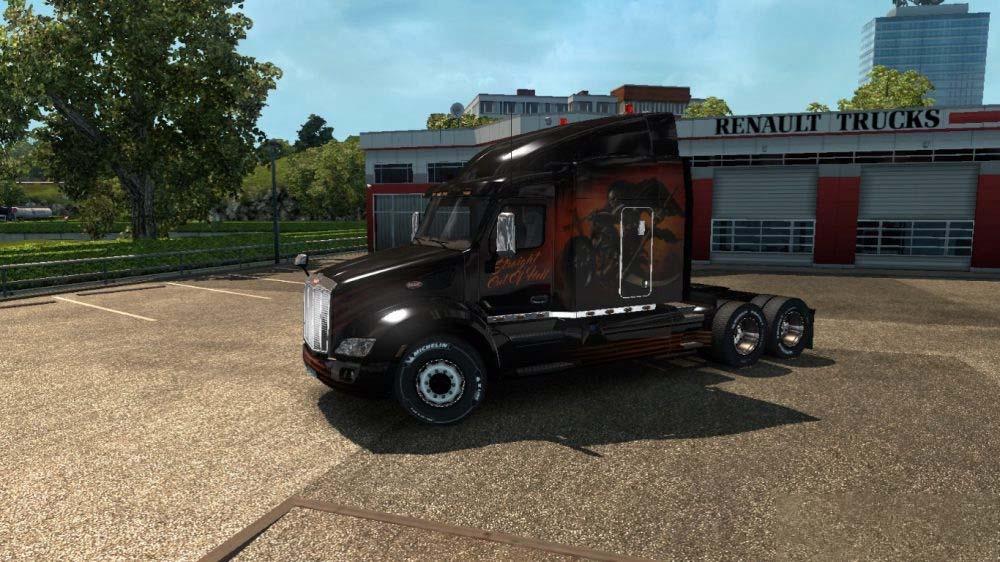ATS Trucks for ETS2 v 4 0 | Allmods net