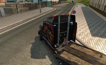 ATS Trucks for ETS2 1.38