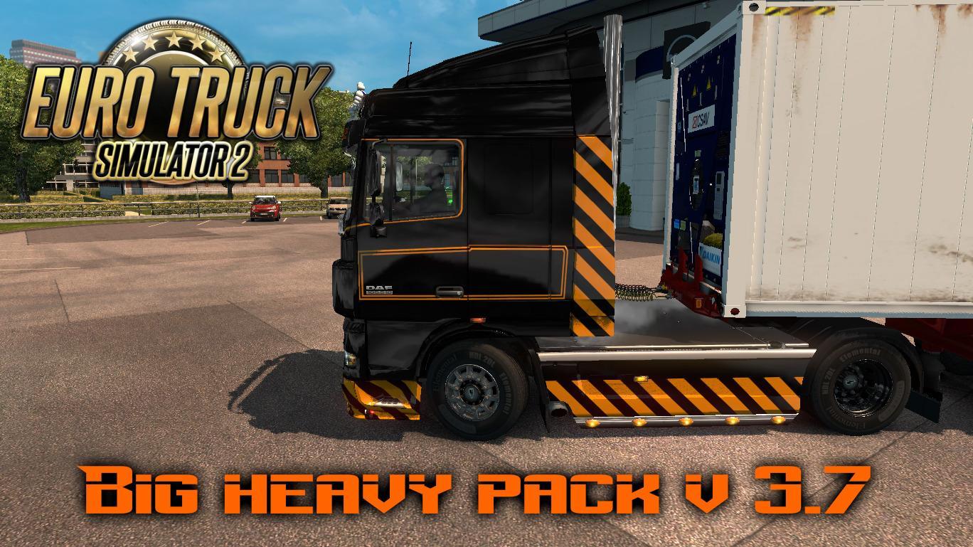Big Heavy Pack v 3 8 1 32-1 34 | Allmods net