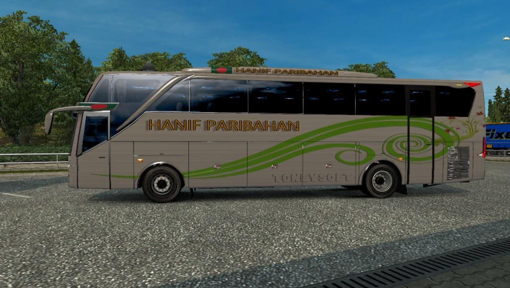 Jet3 Bus greenline Hanif Shyamoly Bd bus skin + bus HD v 1 0
