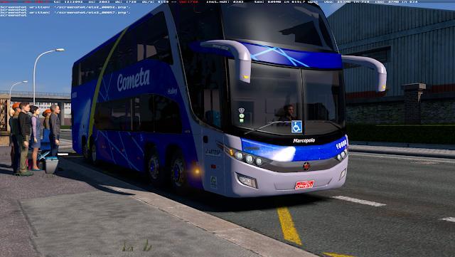Bus Station for ETS2 1 31 v 1 1 | Allmods net