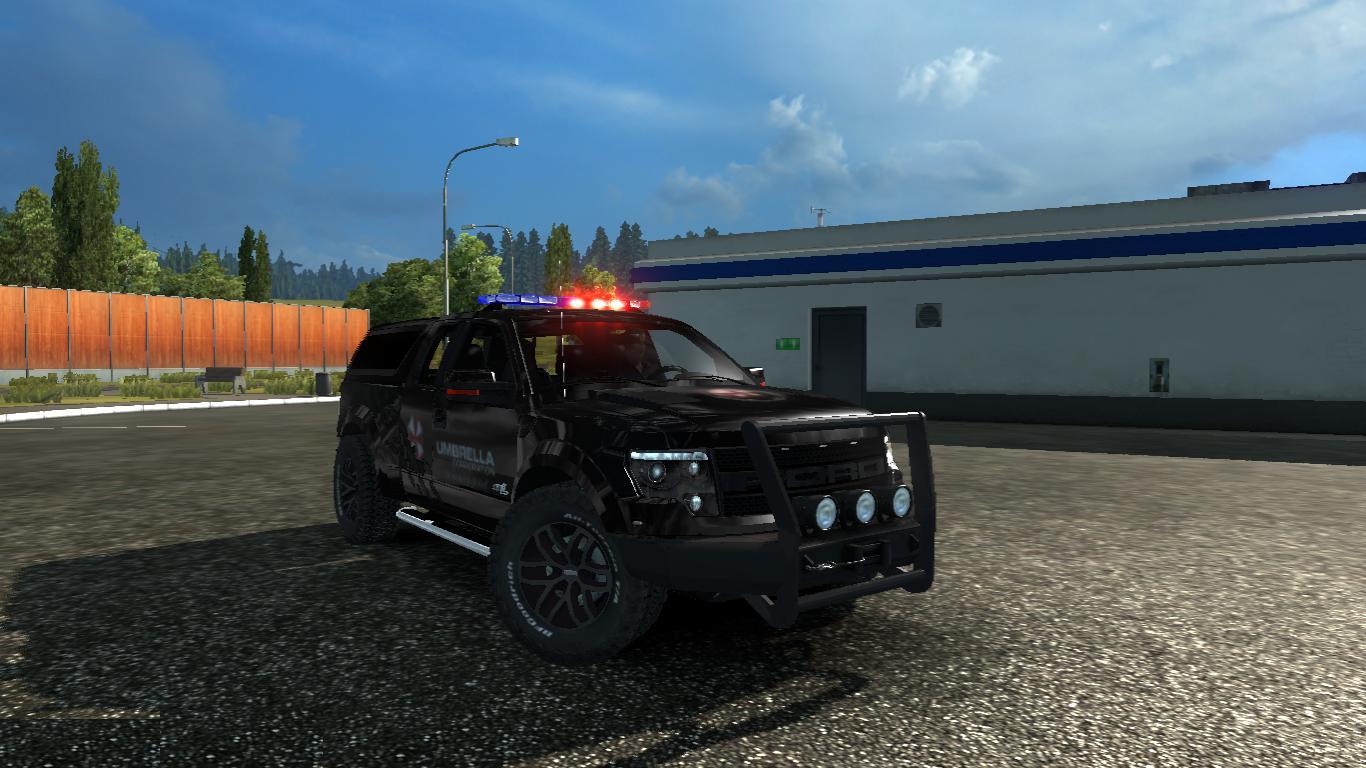 Ford F150 SVT Raptor v 2 5 for ETS2 & ATS 1 31 | Allmods net