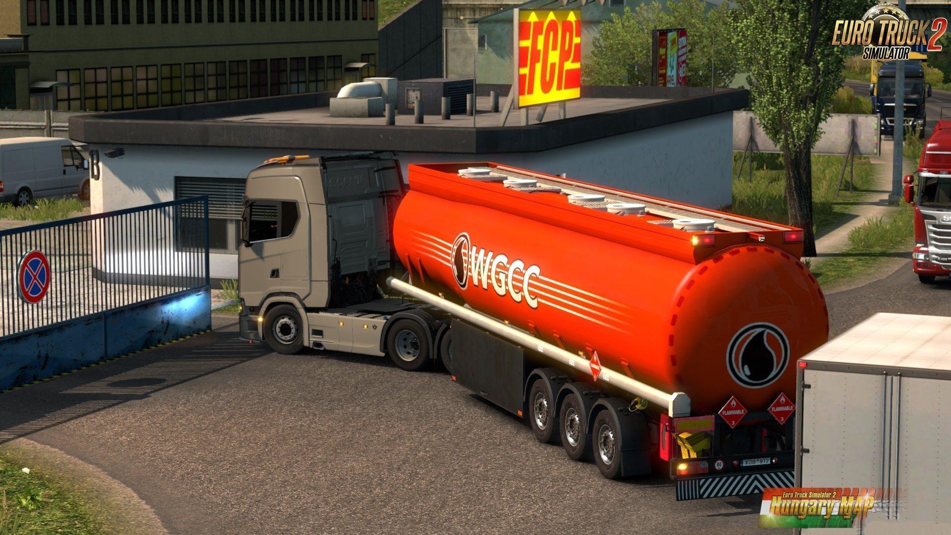 Energian Saasto—These Euro Truck Simulator 2 Mods Folder