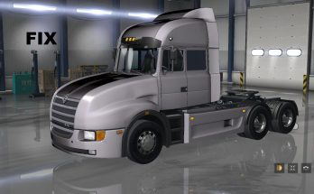 Fix for truck Ural 6464 v 1.0