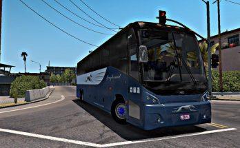 MCI J4500 + Interior v 2.0 Bus 1.31.x
