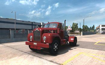 Mack B 61 mTG v 1.0