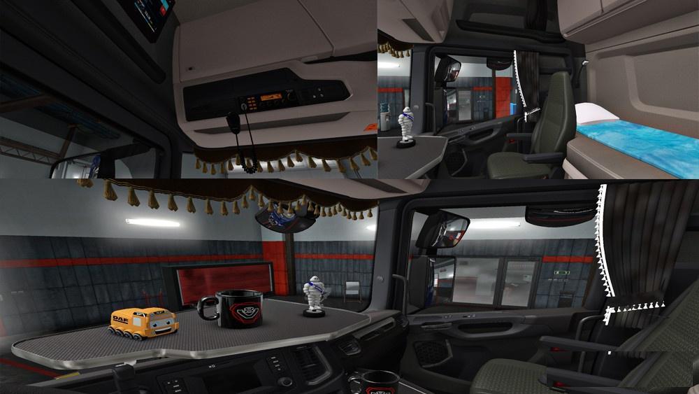 Scania S Series Interior V 2 0 Allmods Net