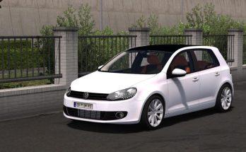 ATS Volkswagen Golf MK6 1.31 - 1.3