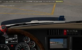 Cam in GPS for ATS 1.31