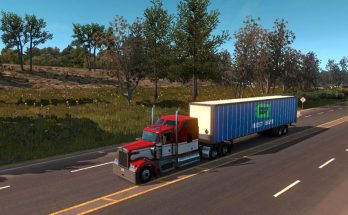 Grimes Spring Mod for ATS 1.31 - 1.32