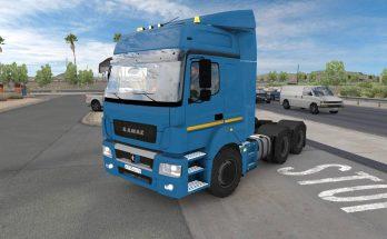 KAMAZ 5490 for ATS 1.31.x
