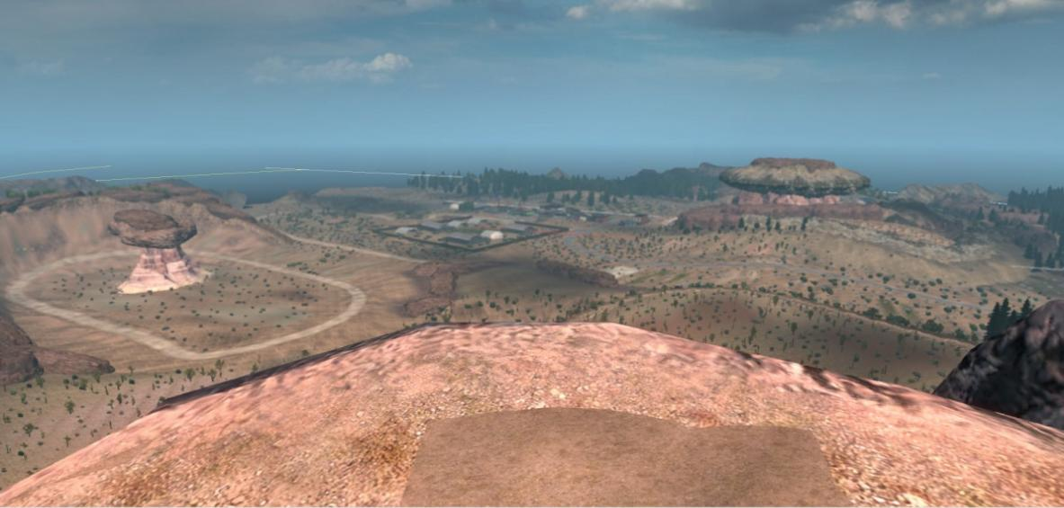 Map-addon Radiator Springs v 1.1