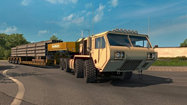 Oshkosh Defense Hemtt A4 (1.31 Compatible)