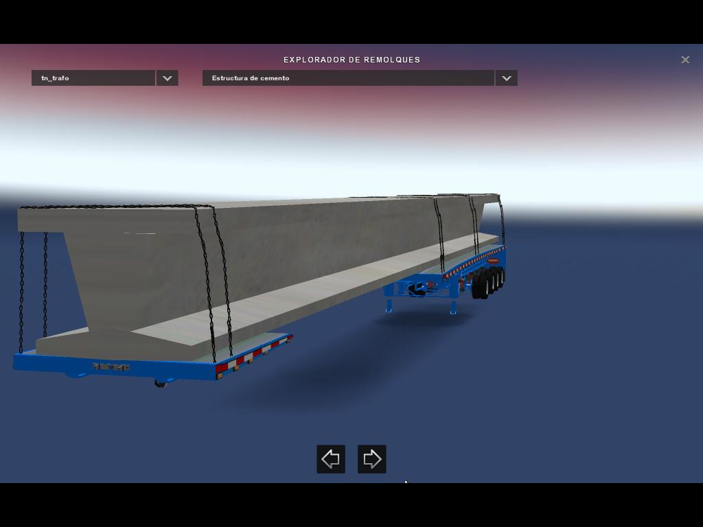Plataforma Con Viga de concreto v 1.0