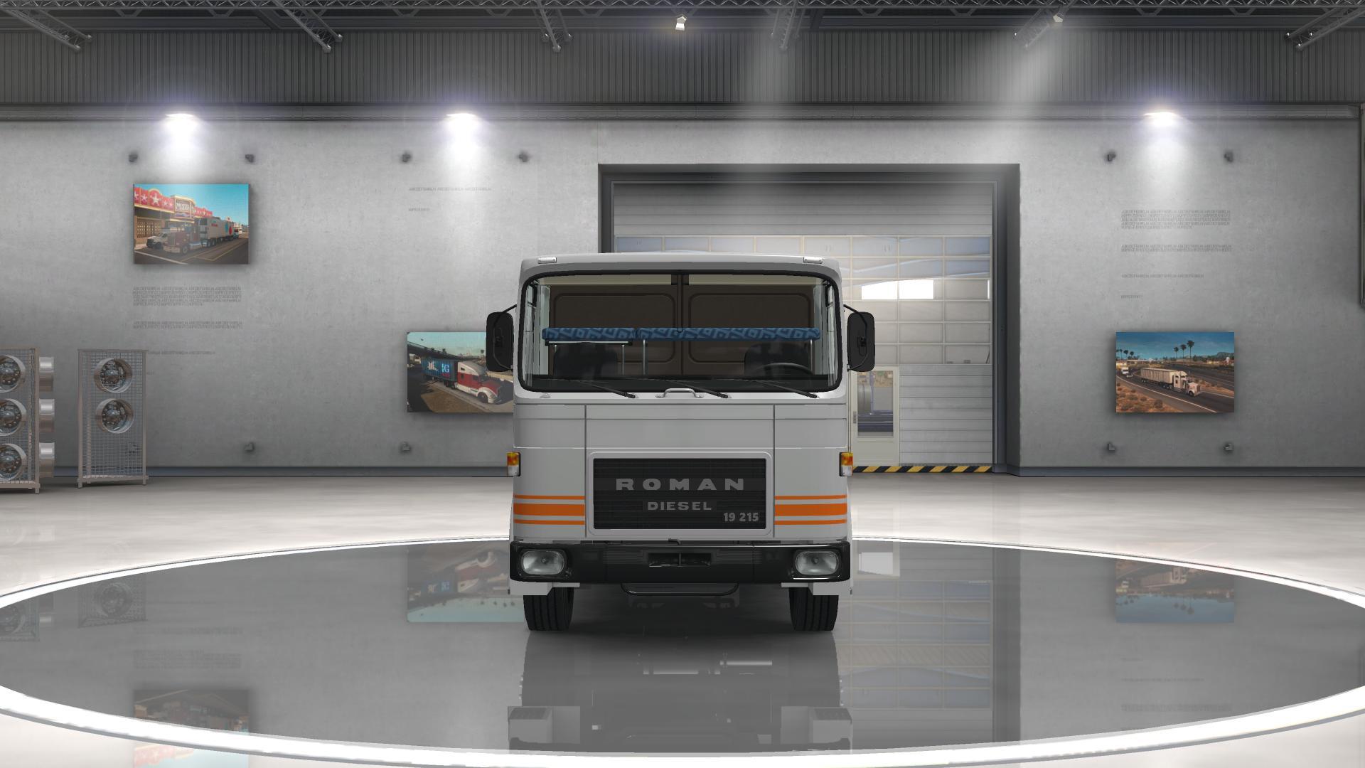 ROMAN Diesel v 1.1