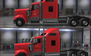 Skin Manaseer Grup For ATS 1.31