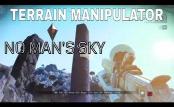 Terrain Manipulator longer use (x5)