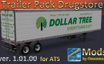 Trailer Pack Drugstore v 1.01.00