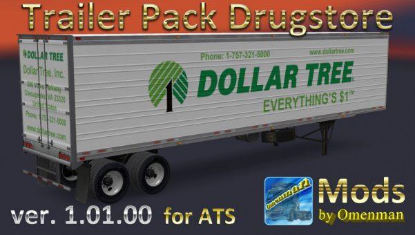 Trailer Pack Drugstore v 1.01.00