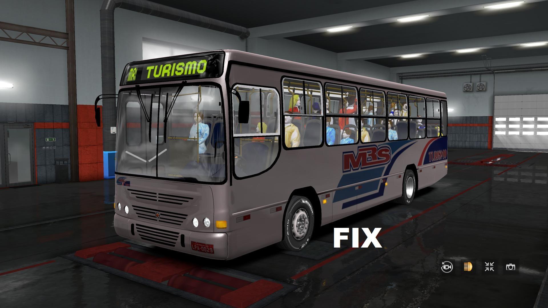Marcopolo Torino GVI bus + Fix v 1.0 | Allmods.net