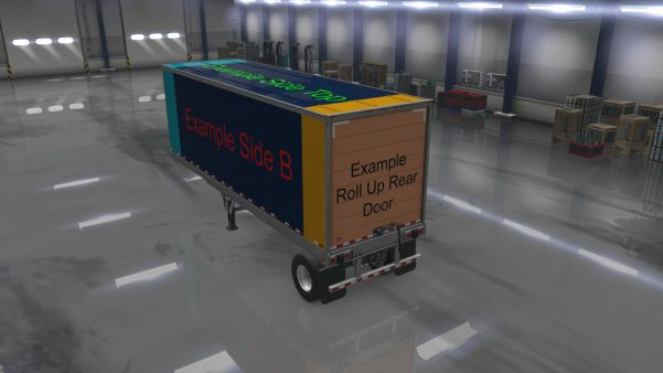 ats owned trailers templates with example skin mod allmods net