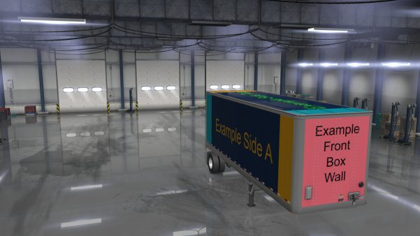 ats truck templates scs truck templates for ats peterbilt 579