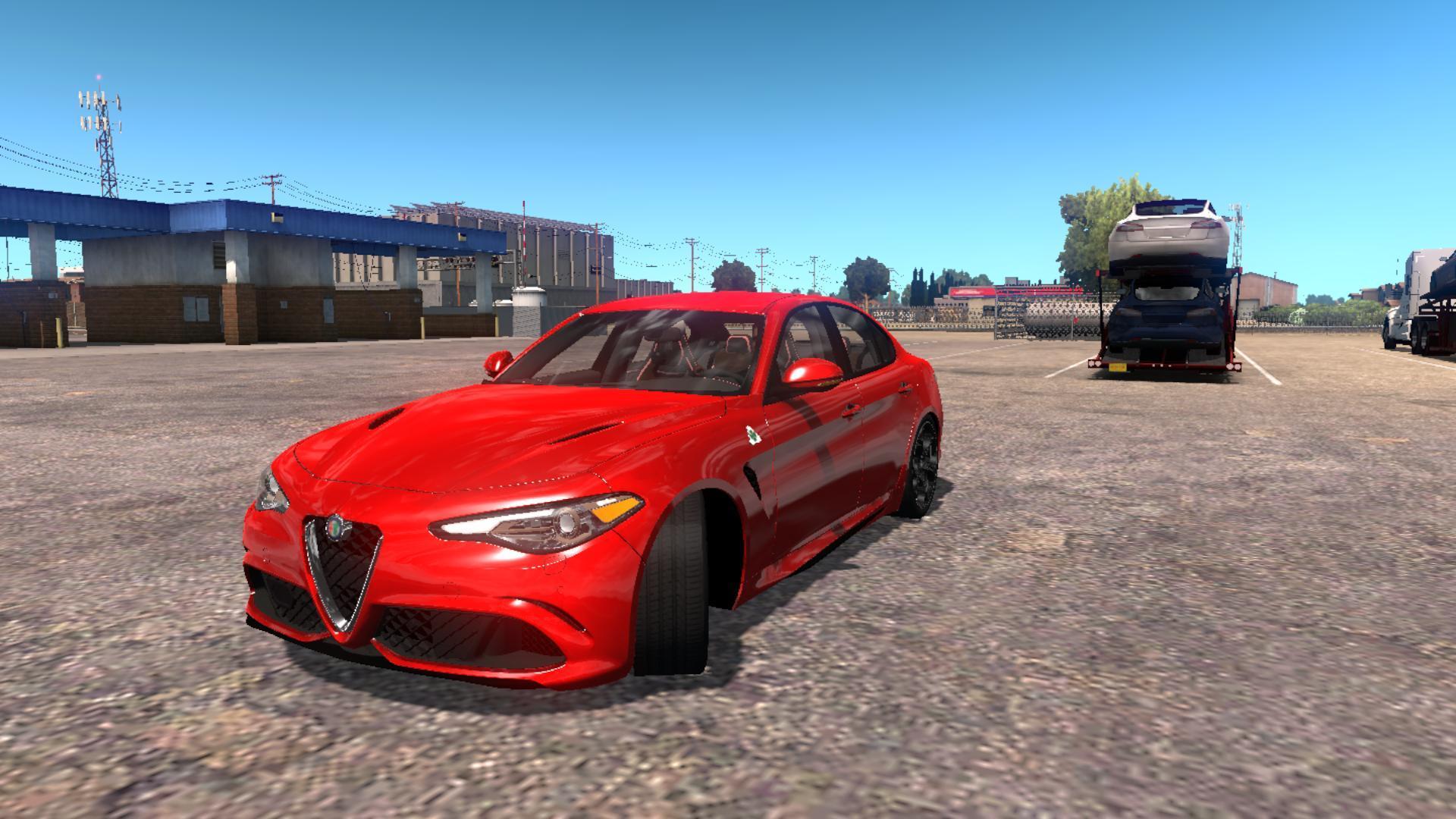 Alfa Romeo Giulia ATS v1.0