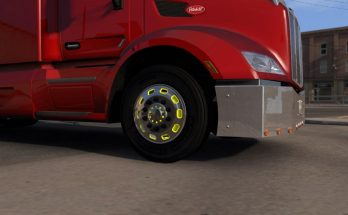 American Pro Truckers Wheel and Accessories Pack v 1.0