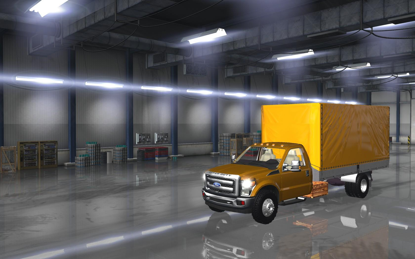 Ford F450 for ATS 1.31 and 1.32