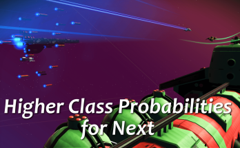 Higher Class Probabilities for Next