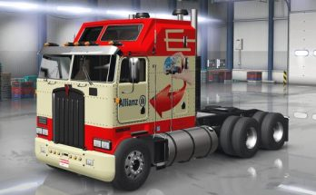 Kenworth K100 Allianz Skin