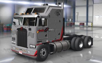 Kenworth K100 Race Skin