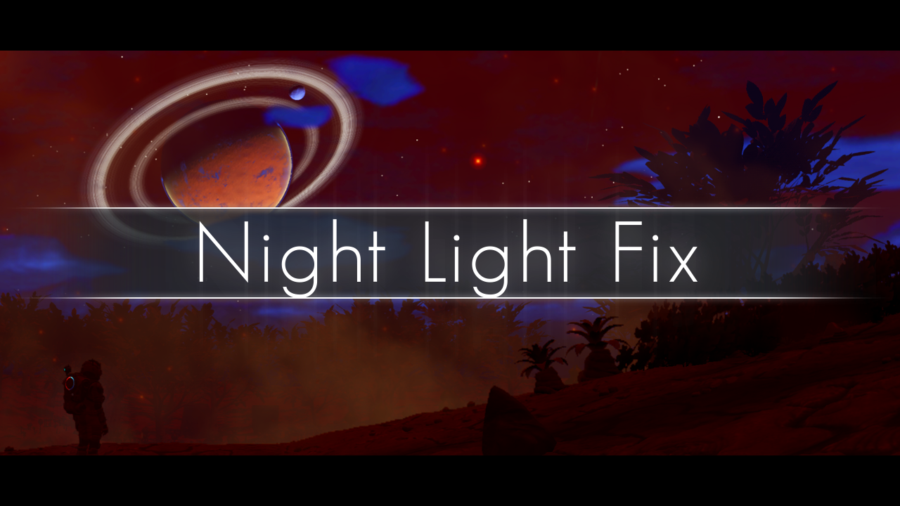 Night Light Fix