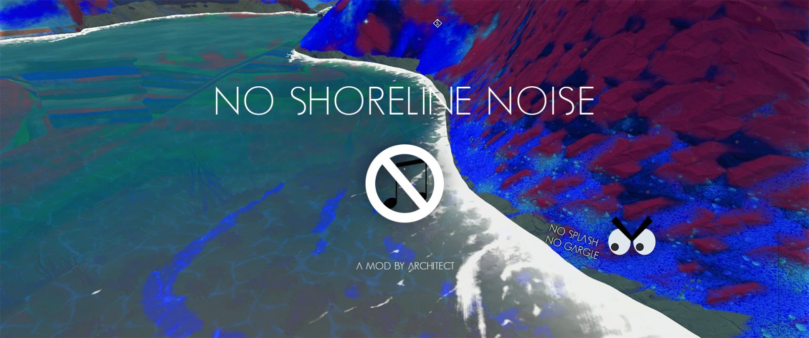 No Shoreline Noise