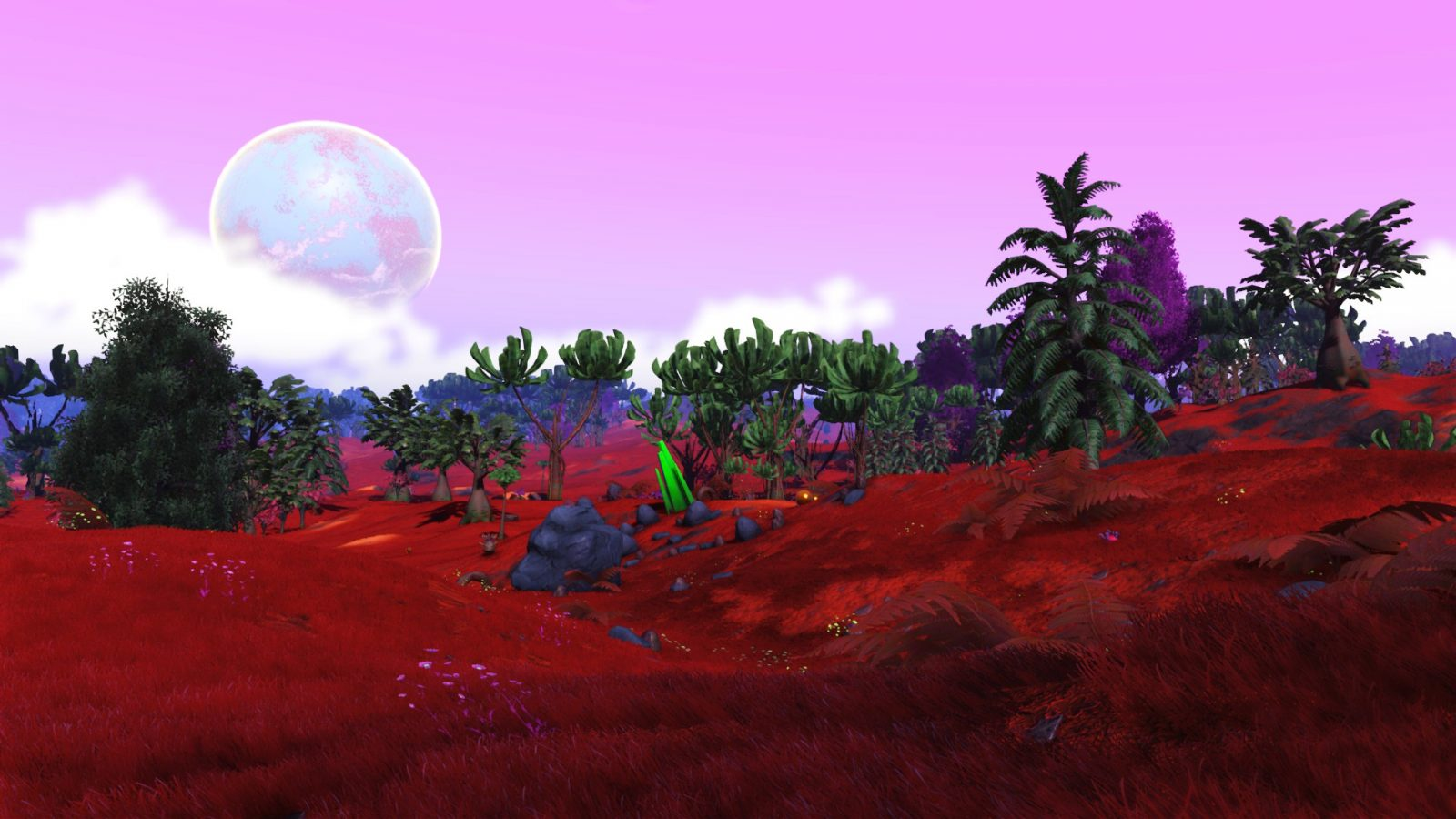 Realistic Lighting Overhaul Reshade for NMS Next