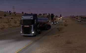 SCANIA Trucks for ATS v 1.8 1.32.x