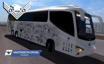 Skin Real Madrid FC Irizar i8