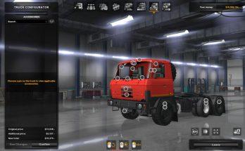 Tatra 815 for ATS 1.32.x