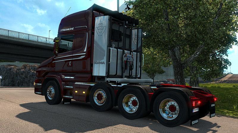 Scania T Mod 2 2 4 | Allmods net