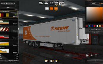 Paintable Krone Coolliner Skin v1.0