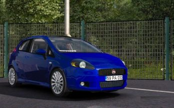 Fiat Punto Sport 1.32.x