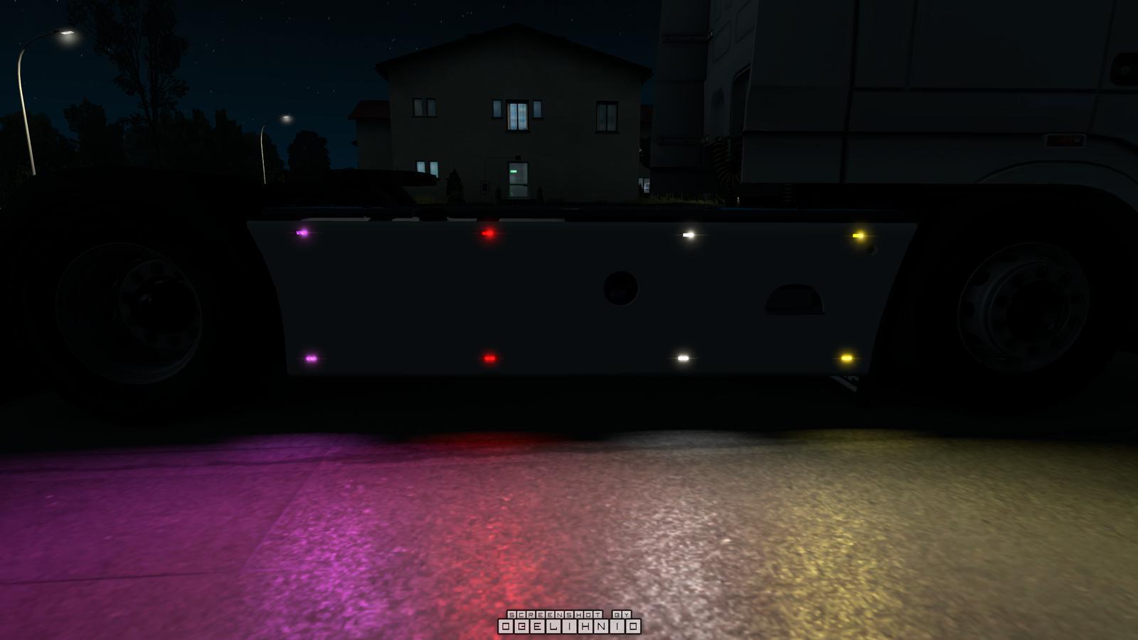 ATS Boreman LED Marker Lights Pack