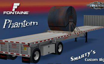 Fontaine Phantom 48x102 Trailer v 1.0