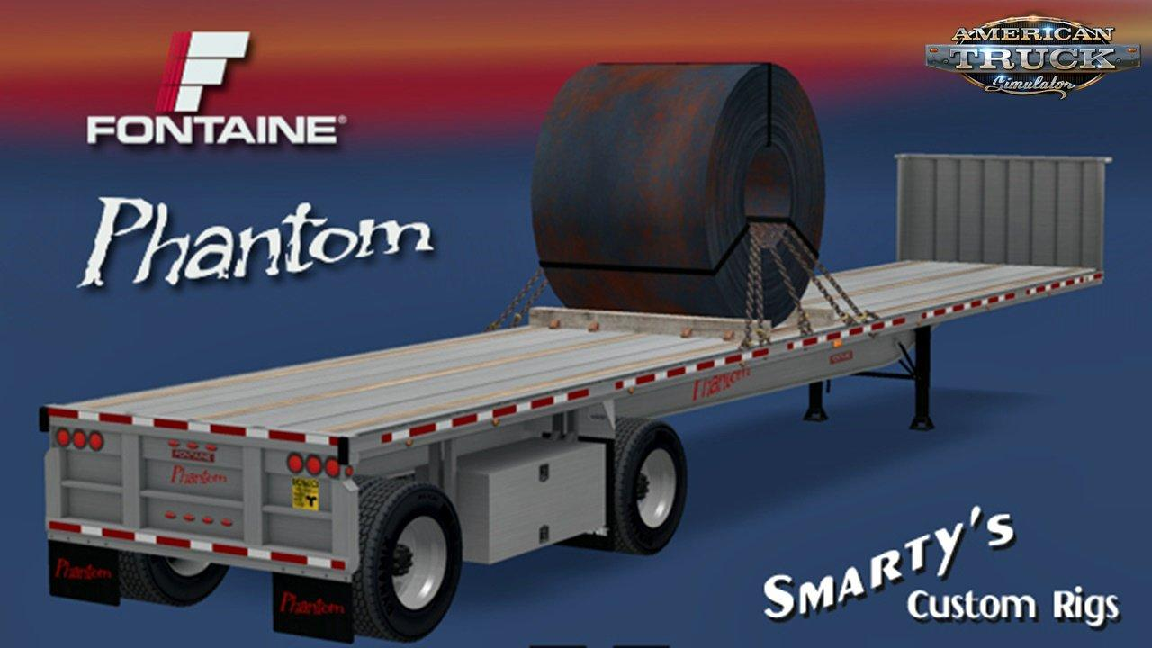 Fontaine Phantom 48x102 Trailer v 1.0