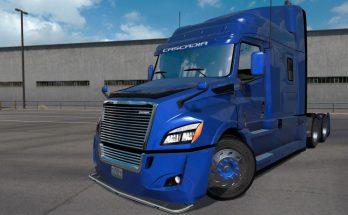 Freightliner Cascadia 2018 – Ultrabald Edit v 1.0