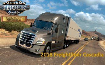 Freightliner Cascadia 2018 v 1.0 Edited 1.32.x