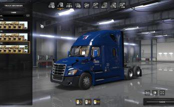Freightliner Cascadia 2018 v 1.2
