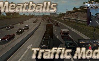 Meatballs Traffic Density Mod v 1.7.7