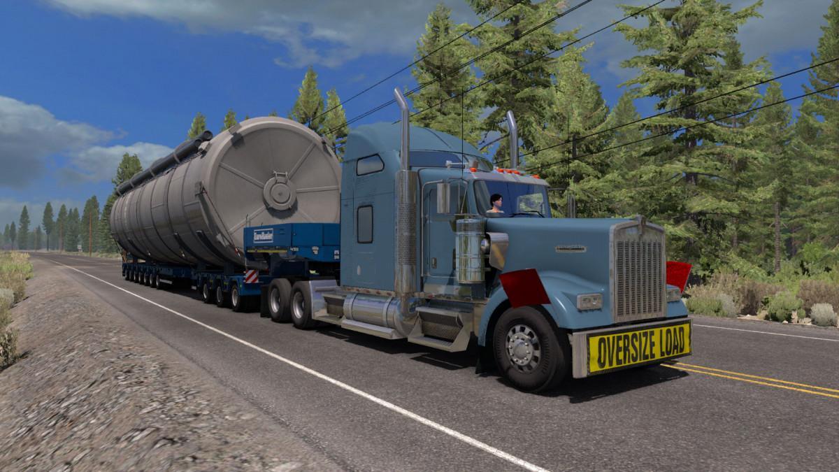 Oversize Cargos 1.32.x